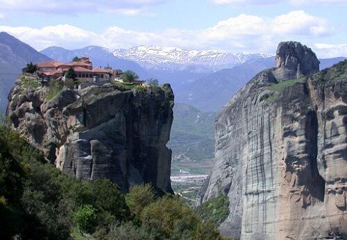 monasteres meteores