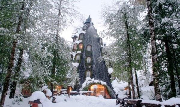 Montana Magica Hotel Hiver