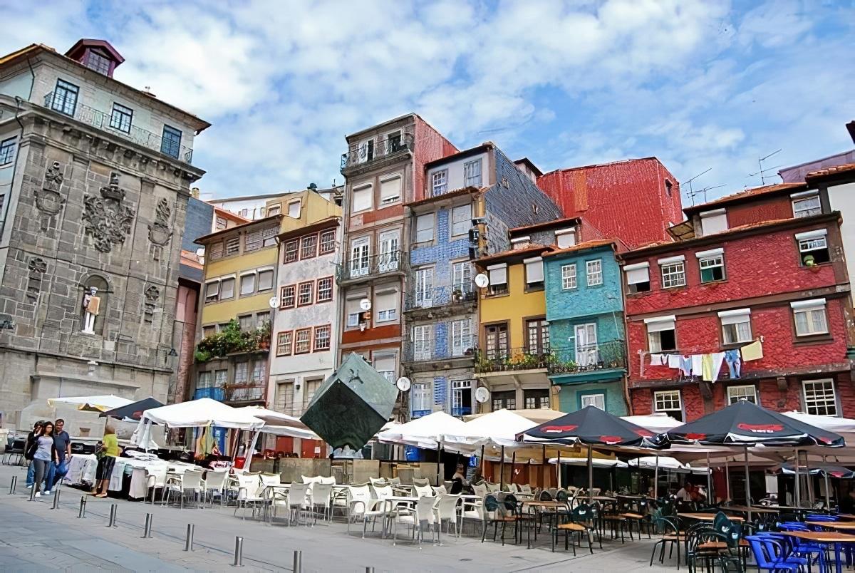 La Meilleure Ville A Visiter Au Portugal