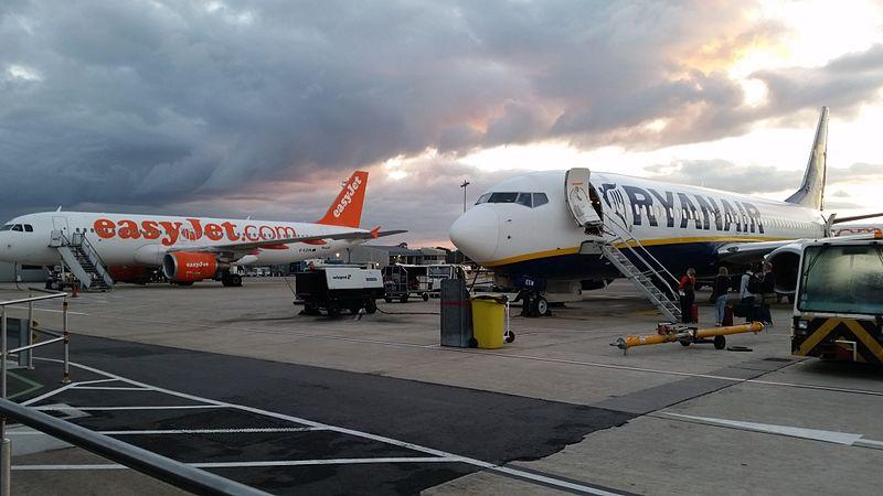 Ryanair et easyJet à Cracovie