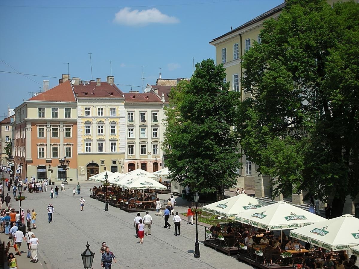 12 raisons de visiter Lviv