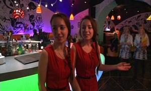 Restaurant twin stars à Moscou