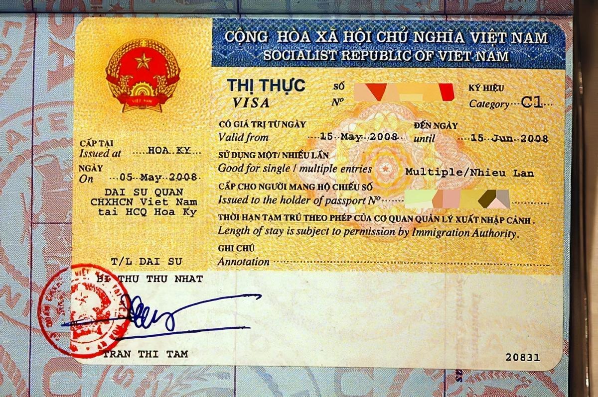Obtenir son visa pour le Vietnam