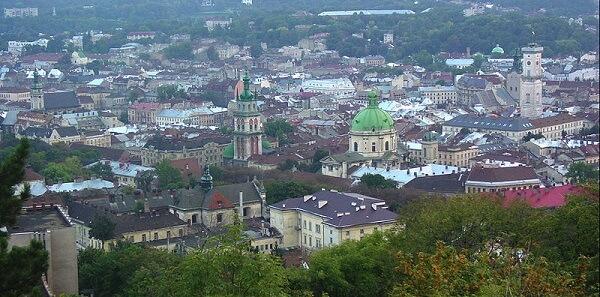 vysoky zamok lviv