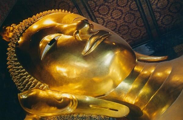 Wat Pho Bouddha