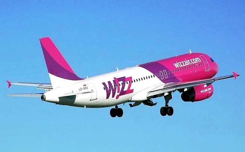 Wizzair, vol pour Katowice