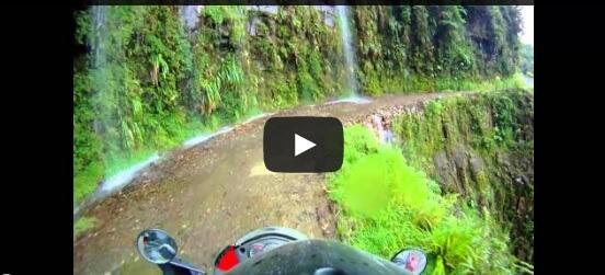 500 jours à moto pour traverser 22 pays !