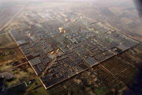 Masdar, une ville écolo en plein désert