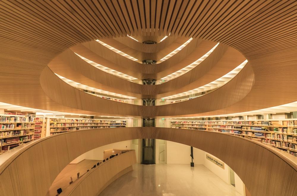 Bibliothèque de l'université de Zurich