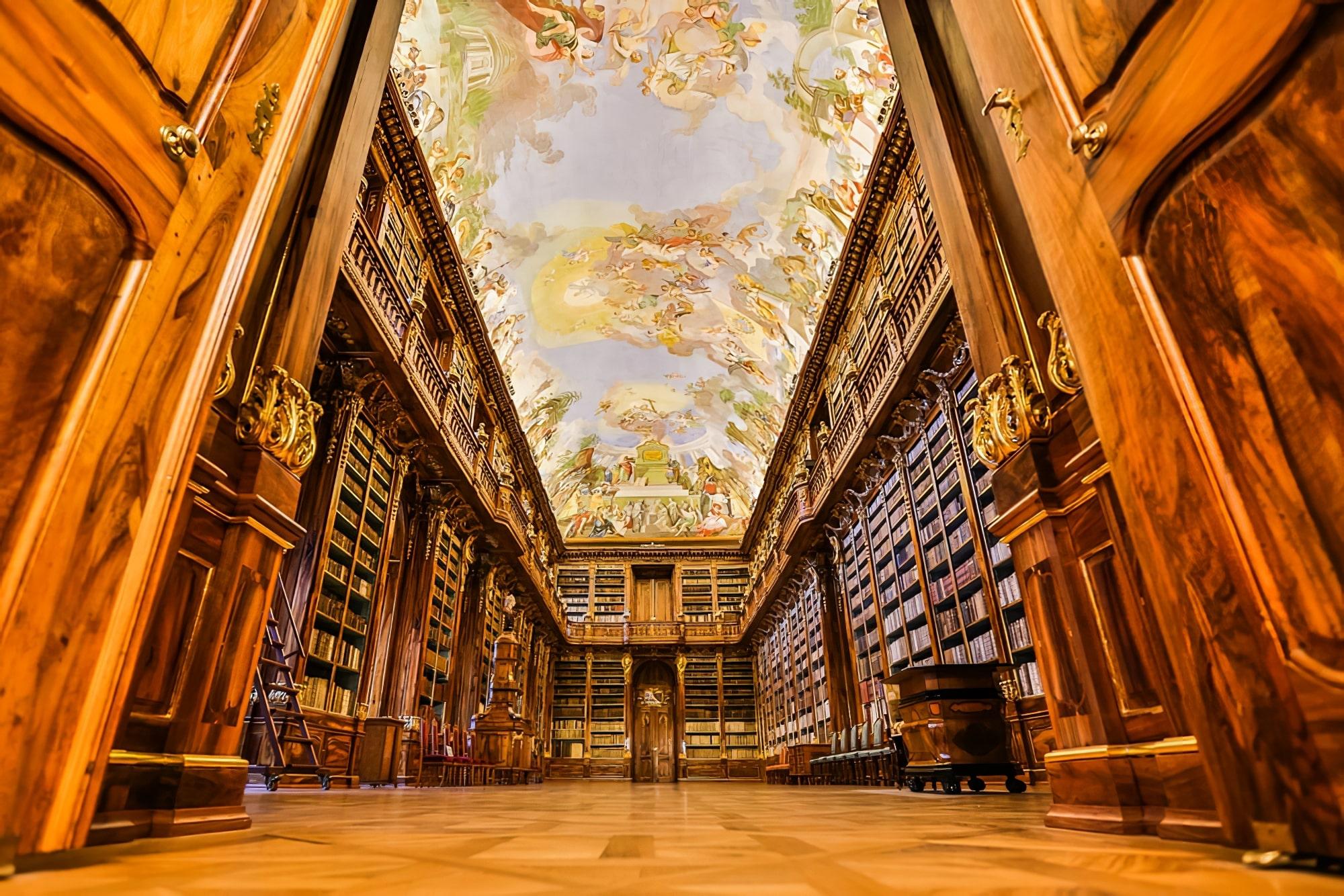 Les plus belles bibliothèques au monde