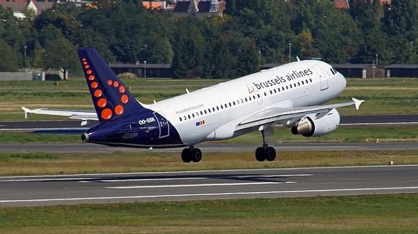 Volez avec Brussels Airlines !