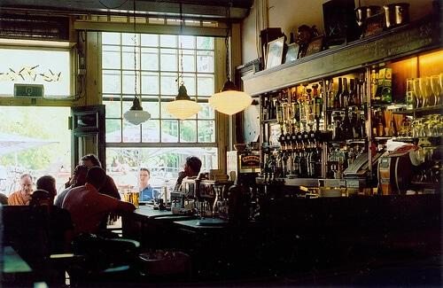 cafe brun amsterdam