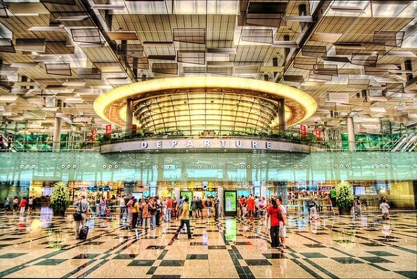 changi aeroport