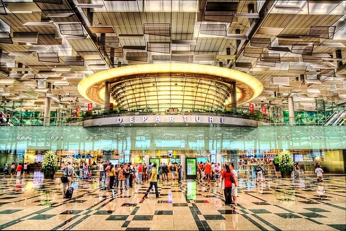 5 aéroports pour faire du shopping