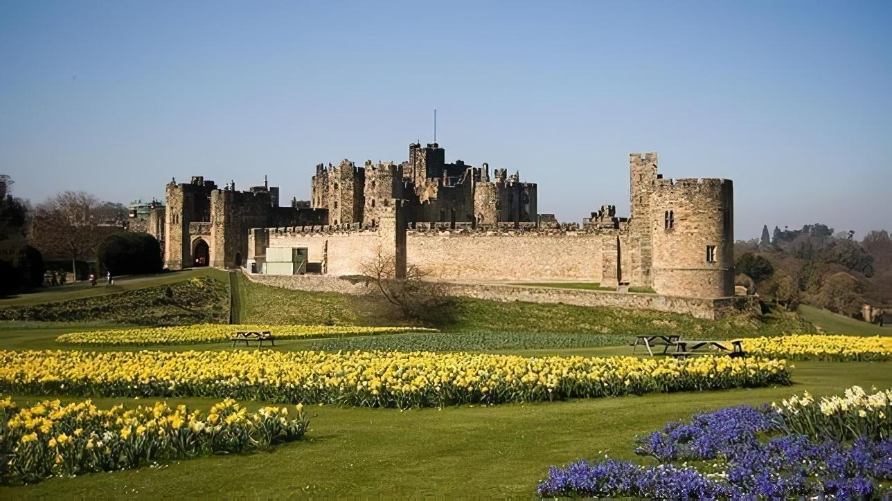 Alnwick (Angleterre)
