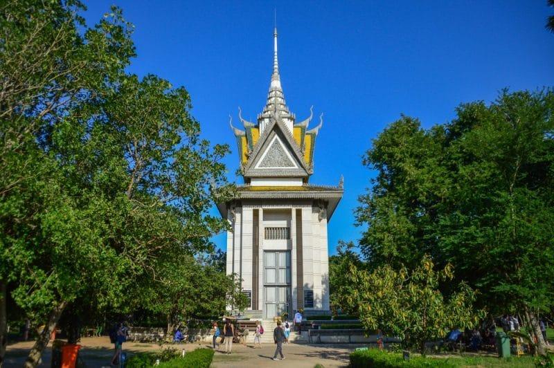 Cimetière de Choeung Ek, Phnom Penh