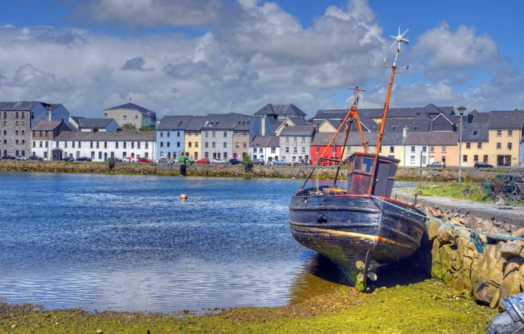 Visiter Galway : Claddagh