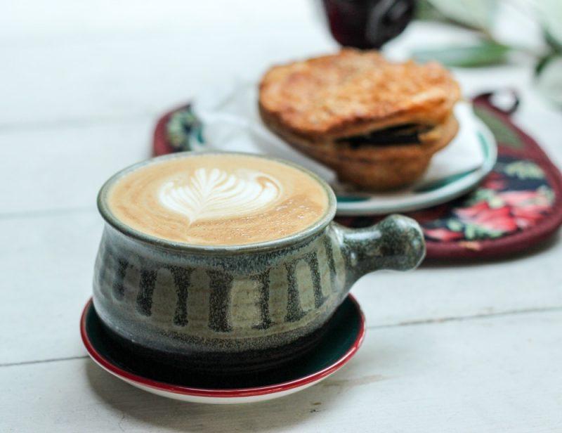 Café à Auckland