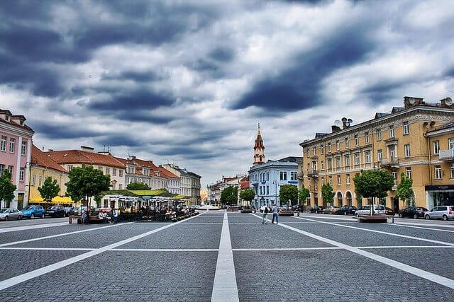budget Vilnius