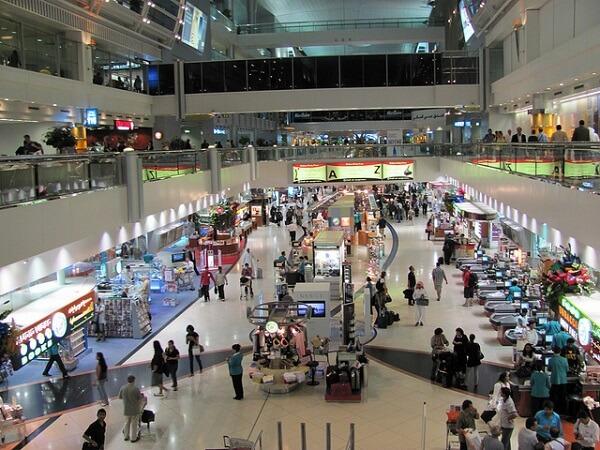 dubai aeroport