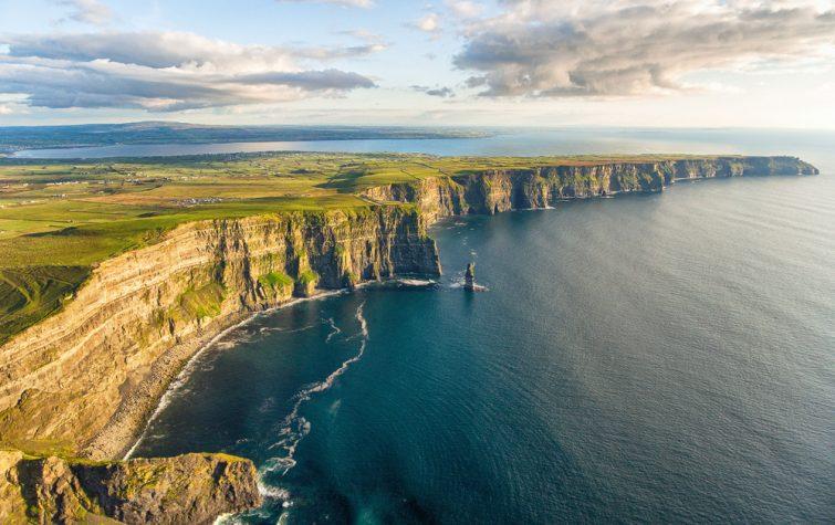 Visiter Galway et les falaises de Moher