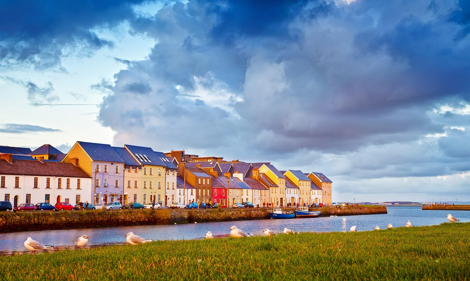 Visiter Galway en Irlande