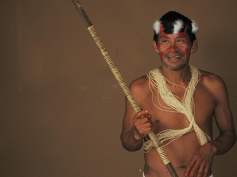 Le peuple Huaorani d'Équateur