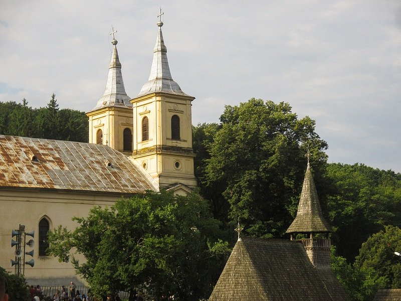 Monastère Nicula, Cluj Napoca
