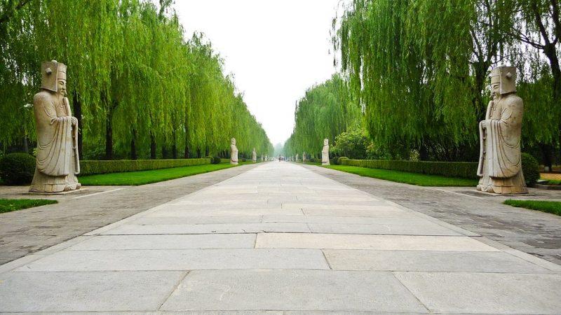 Les tombeaux Ming, Pékin