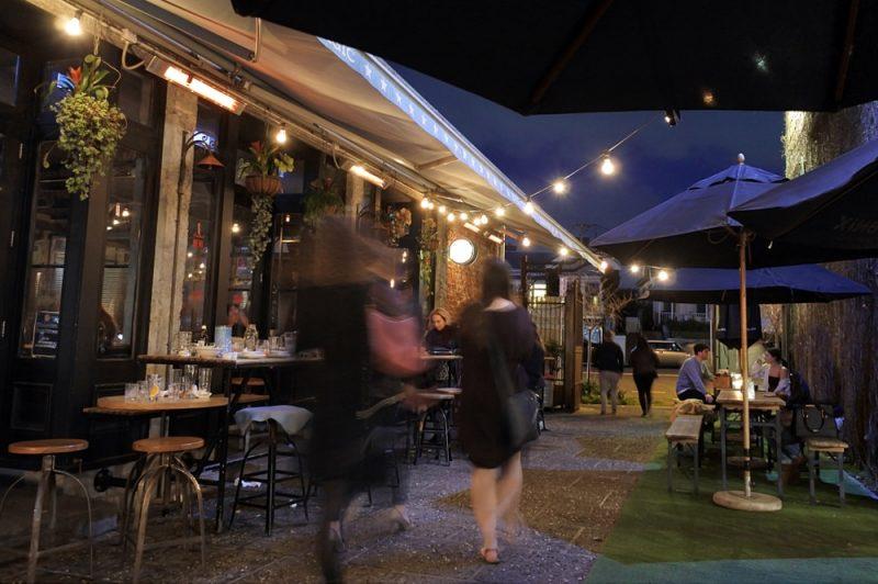 Vie nocturne à Auckland