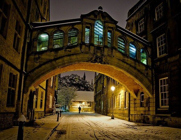 nuit oxford