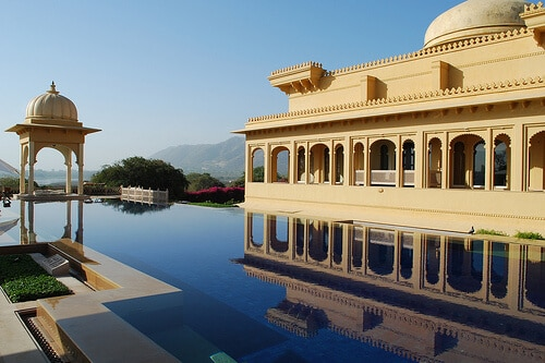 The Oberoi Udaivilas, un palace au Rajasthan