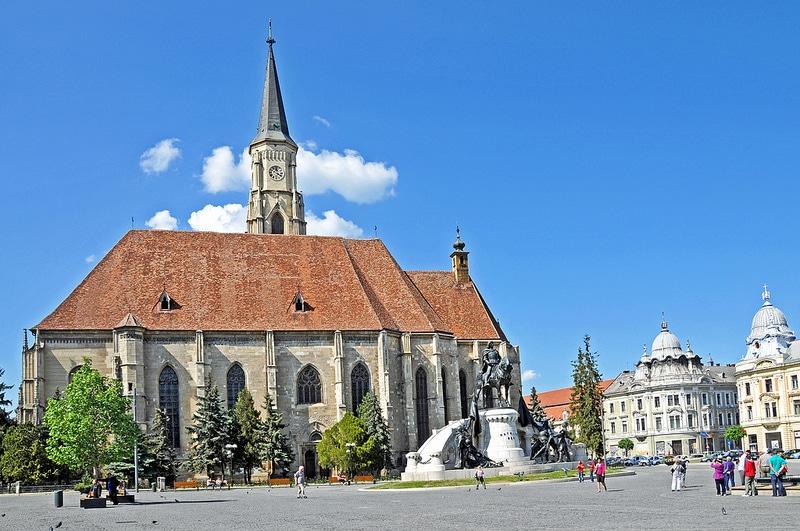 Piața Unirii, Cluj Napoca