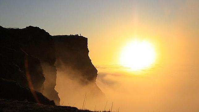 Les falaises de Moher, Irlande