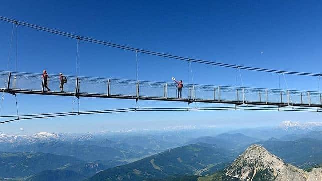 Glacier de Dachstein, Autriche