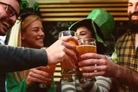 Fêter la Saint Patrick dans le monde