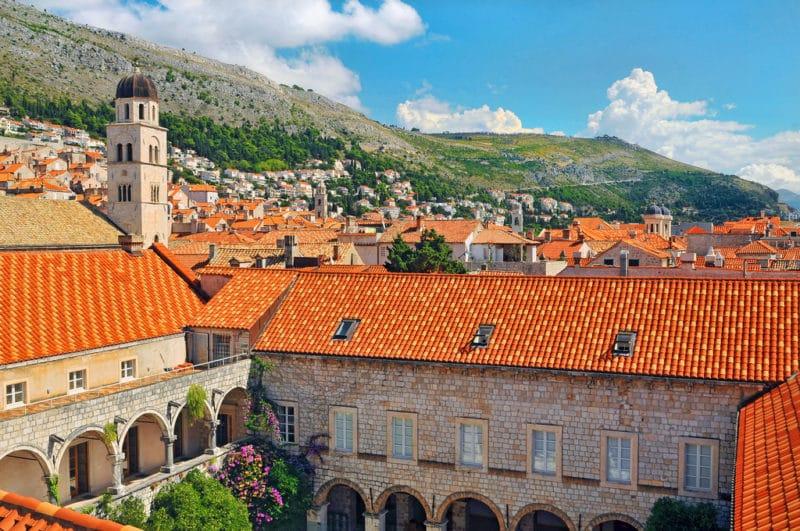 Voyage à Dubrovnik pour la Saint-Valentin