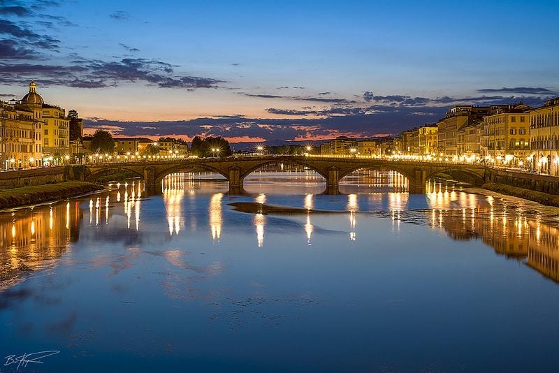 Voyage à Florence pour la Saint-Valentin