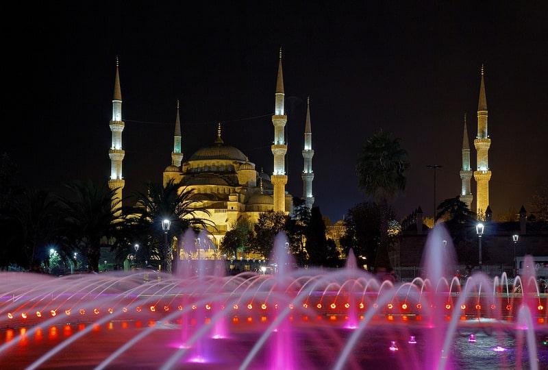 Voyage à Istanbul pour la Saint-Valentin