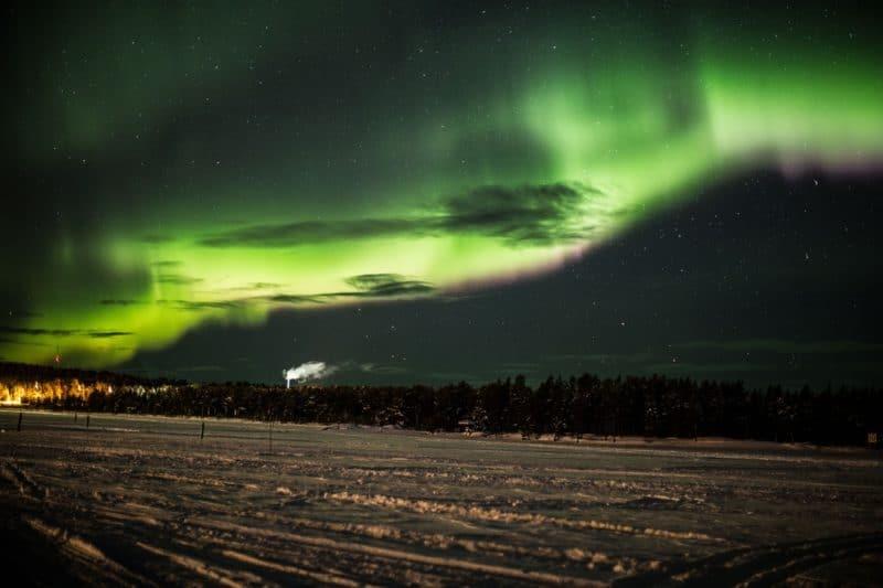 Voyage en Laponie pour la Saint-Valentin