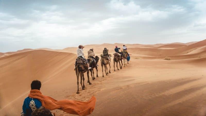 Voyage à Marrakech pour la Saint-Valentin