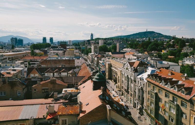 Voyage à Sarajevo pour la Saint-Valentin