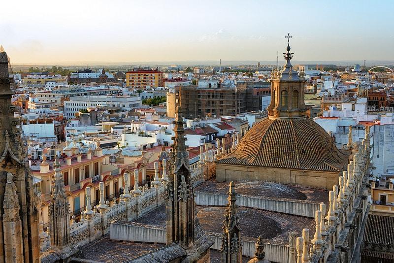 Voyage à Séville pour la Saint-Valentin
