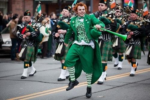 Où fêter la Saint Patrick ? Dublin ou ailleurs