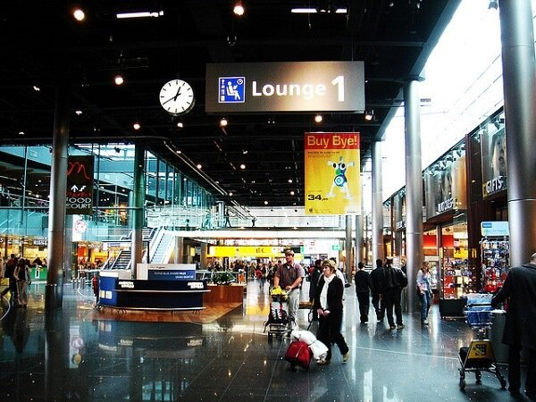 schiphol airport