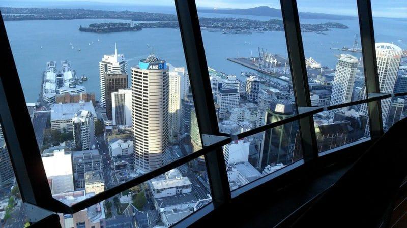 Sky Tower, Auckland, Nouvelle-Zélande