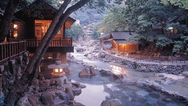 Osenkaku, Japon