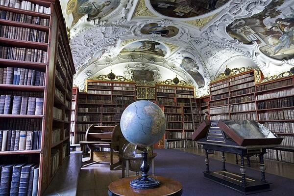 strahov theological hall