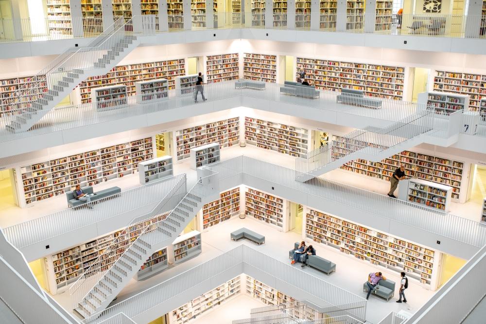 Librairie de Stuttgart