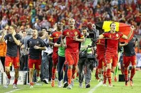 supporter equipe de belgique